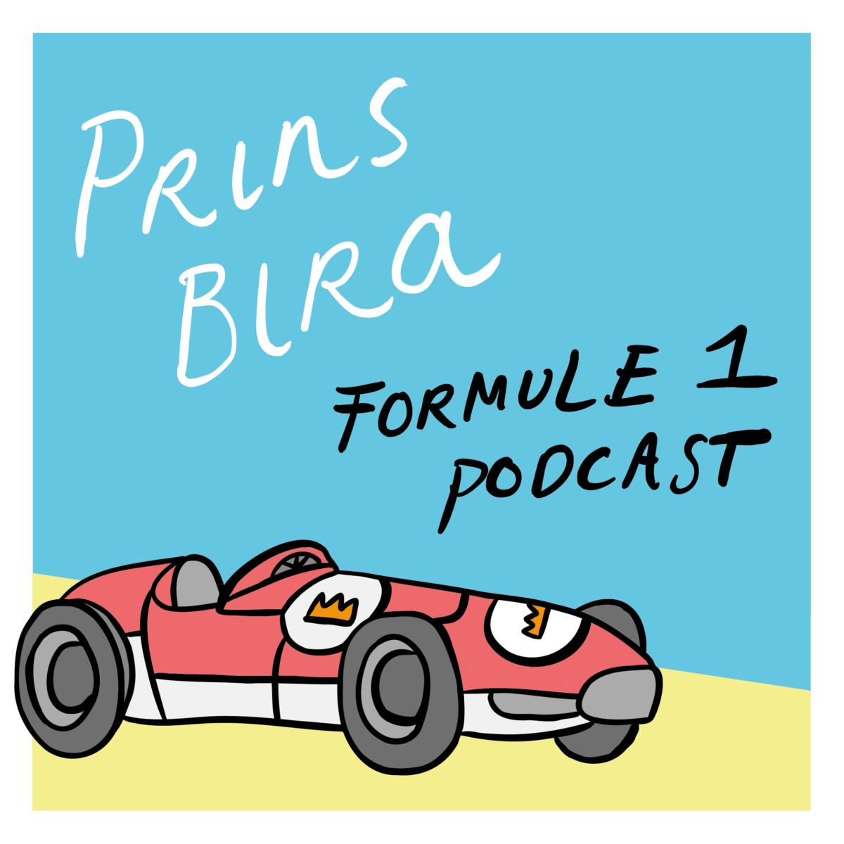 Prins Bira Formule 1 Podcast